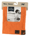Tall Tails Grooming Towel Orange Bone
