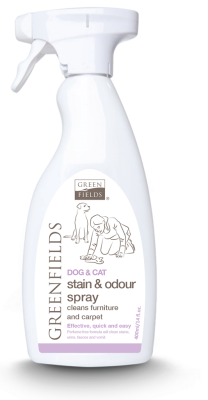 Greenfields Stain & Odor Spray 400 ml