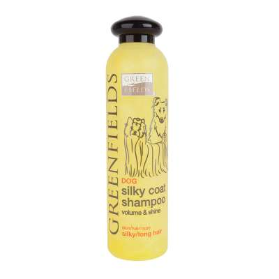 Greenfields Silky Coat Shampoo 250 ml