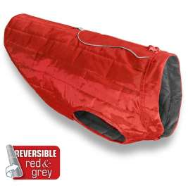 Kurgo Loft Thermo Jaquette  Rouge