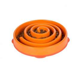 Outward Hound Fun Feeder  Oranje