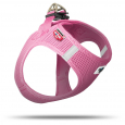Vest Harness Air-Mesh van Curli Roze