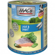 MAC's Dog - Lachs & Spinat 400 g