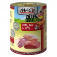 MAC's Kitten - Turkey, Beef & Duck 400 g