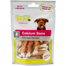 Truly Calcium Bone Chicken twisted  90 g