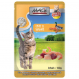 MAC's Pouch Duck & Shrimps with Chicken & Seeweed Meal  100 g
