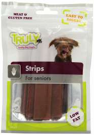 Truly Strips for Seniors 100 g prix