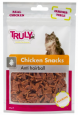 Chicken Snacks Anti hairball Truly 50 g