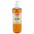 Salmon oil with pump  500 ml van Dibo