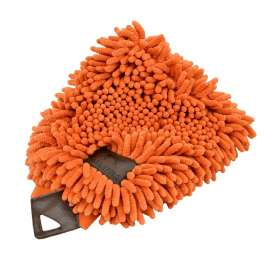 Tall Tails Grooming Mitt orange 25x18 cm Preis