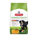 Science Plan Canine Adult 5+ Youthful Vitality Large Breed con Pollo e Riso  di Hill's 2.5 kg EAN 0052742015866