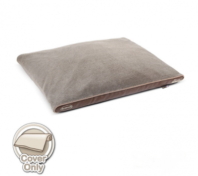Scruffs Chateau Mattress Cover Taupe L