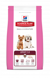 Science Plan Canine - Adult Small & Miniature Hill's 0052742282305