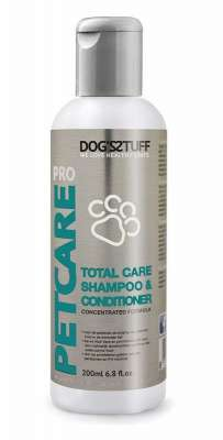 Dog's Stuff Total Care Shampoo & Conditioner 200 ml