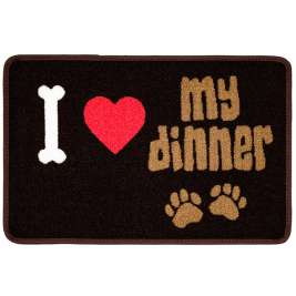 Pet Rebellion Dinner Mate I Love My Dinner 40x60 cm prix
