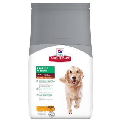 Hill's Science Plan Canine - Adult Perfect Weight Large Breed Kana  2 kg, 12 kg