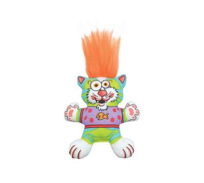 Petstages MadCap Big Hair Kitty Multicolor 9x12 cm