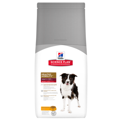 Hill's Science Plan Canine Adult Healthy Mobility Medium Poulet  3 kg, 12 kg