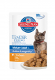 Science Plan Feline - Mature Adult 7+ Active Longevity with Chicken in Gravy fra Hill's 85 g