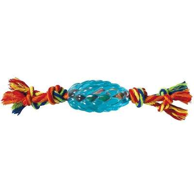 Petstages Orka Pine Cone Chew Bleu clair