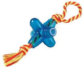 Petstages Orka Chew Small with Rope Multicolore prix