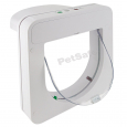 PetSafe Petporte smart flap Microchip Cat Flap  Branco