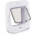 Microchip Cat Flap  Branco por PetSafe