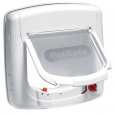 PetSafe Staywell Deluxe Infra-red Cat Flap  Branco