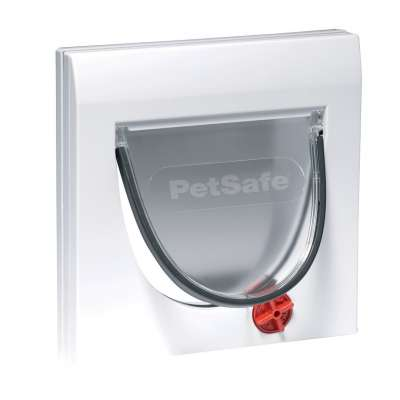 PetSafe Puerta para Gatos Staywell Clásica Manual con Túnel With tunnel  224x224 mm