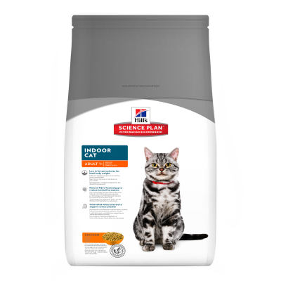 Hill's Science Plan Feline Adult Indoor Cat cu Pui 4 kg, 300 g, 1.5 kg