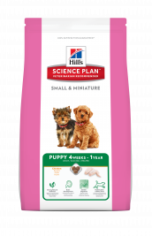 Hill's  Science Plan Canine - Puppy Small & Miniature mit Huhn 1.5 kg EAN 0052742281704 - Preis