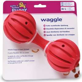 PetSafe Busy Buddy Puppy Waggle  M-L