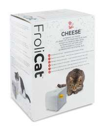 FroliCat Cheese automatic Cat Teaser  Alb  de la PetSafe cumpara online