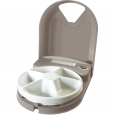 PetSafe Eatwell 5 Meal Pet Feeder Lysebrun