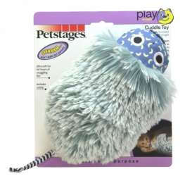 Petstages Nighttime Cuddle Toy  Azul cielo 21.59x19.05x7.62 cm precio