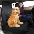 Kurgo Co-Pilot Seat Cover Czarny