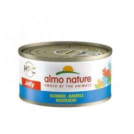 HFC Jelly Makrele Almo Nature  8001154007626