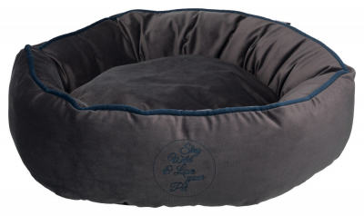 Trixie Cama Love Your Pet Cinza escuro ø50 cm