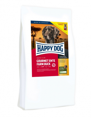 Happy Dog Supreme Sensible Gourmet Anatra  4 kg, 12.5 kg