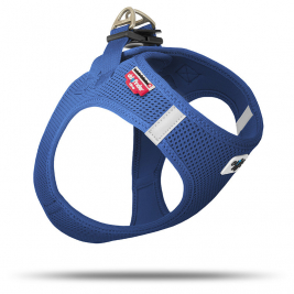 Curli Vest Harness Air-Mesh  Blauw