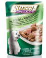 Stuzzy Speciality with Chicken and Ham  100 g