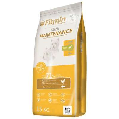 Fitmin Mini Maintenance  400 g, 3 kg, 15 kg, 1.5 kg