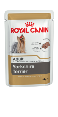 Royal Canin Breed Health Nutrition Yorkshire Terrier  85 g