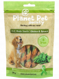 Planet Pet Society 2in1 Meaty Snacks Chicken & Spinach commandez des articles à des prix très intéressants