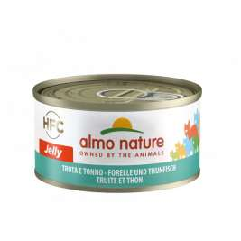 Almo Nature HFC Jelly com Truta e Atum  70 g