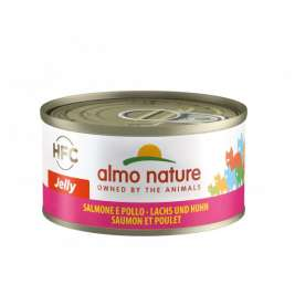 Almo Nature HFC Jelly Salmon with Chicken  70 g