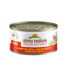 Almo Nature HFC Jelly Salmon with Carrot  70 g