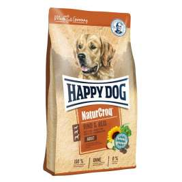 Happy Dog NaturCroq Manzo e Riso  15 kg