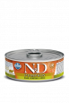 N&D Pumpkin with Boar, Pumpkin and Apple  80 g fra Farmina