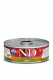 N&D Quinoa Urinary Pato  80 g por Farmina